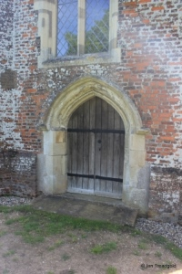 Whipsnade - St Mary. West door.