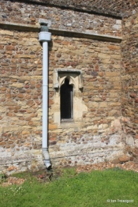 Wilden - St Nicholas. South porch.