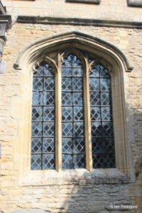 Dean, All Hallows. South aisle window.
