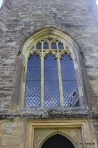 Wilden - St Nicholas. West window.