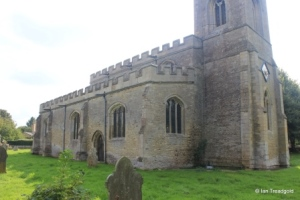 Dean, All Hallows. View from the north-west.