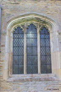 Dean, All Hallows. North aisle window.