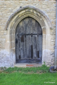 Dean, All Hallows. North door.