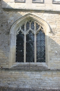 Dean, All Hallows. North chapel, east window.