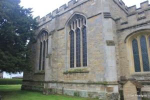 Willington - St Lawrence. Gostwick chapel.