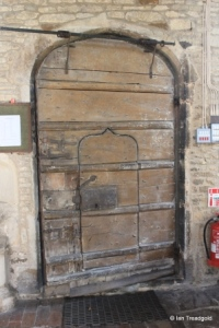 Dean, All Hallows. South door internal.