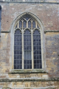 Willington - St Lawrence. Gostwick chapel, east window.