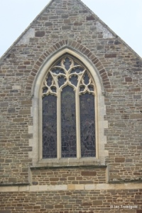 Wilstead - All Saints. East window.