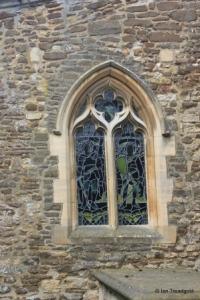 Wilstead - All Saints. South aisle, east window.