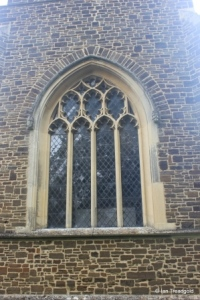 Wilstead - All Saints. West window.