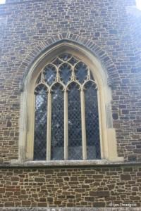 Wilstead - All Saints. West window.