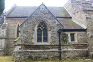 Wilstead - All Saints. Vestry.