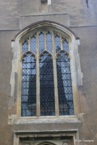 Stotfold - St Mary. West window.