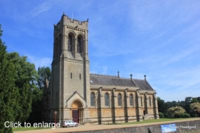 Woburn - St Mary