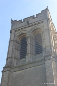 Woburn - St Mary. Tower.