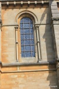 Woburn - St Mary. South aisle window.