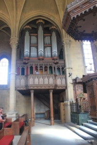 Woburn - St Mary. Organ.