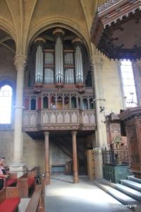 Woburn - St Mary. Organ.
