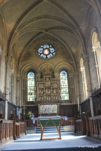 Woburn - St Mary. East end internal.