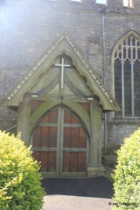 Wootton - St Mary. North porch.