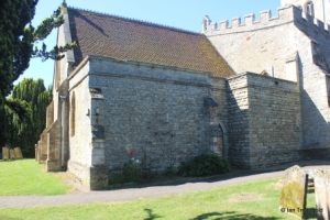 Wootton - St Mary. Vestry.