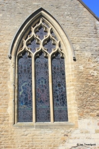 Wootton - St Mary. East window.
