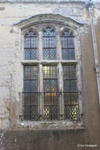 Edlesborough - St Mary the Virgin. Easternmost north aisle window.