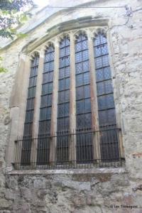 Edlesborough - St Mary the Virgin. North transept window.