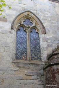 Edlesborough - St Mary the Virgin. North chancel window.