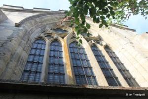 Edlesborough - St Mary the Virgin. East window.