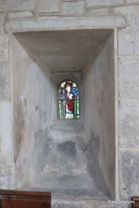 Edlesborough - St Mary the Virgin. North aisle, low window internal.