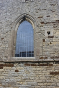 Wymington - St Lawrence. West window.