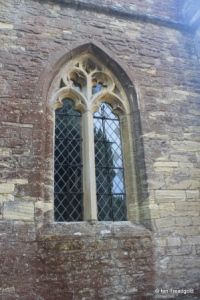 Yelden - St Mary. West window.