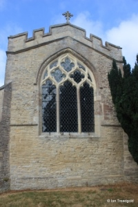 Yelden - St Mary. East end.