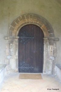 Everton - St Mary. South doorway.