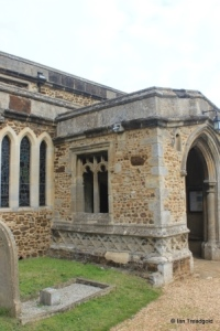 Everton - St Mary. South porch.