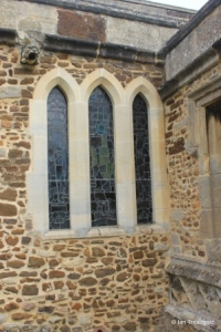 Everton - St Mary. South aisle western window.