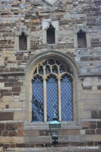 Eaton Socon - St Mary the Virgin. West window.