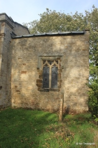 Farndish - St Michael and All Angels. Chancel from the south.