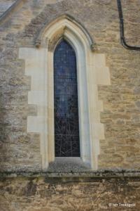 Felmersham - St Mary. South transept, east window.