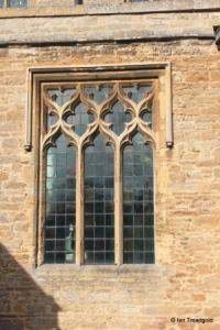Felmersham - St Mary. South aisle south-east window.