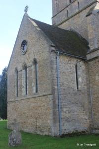 Felmersham - St Mary. North transept.
