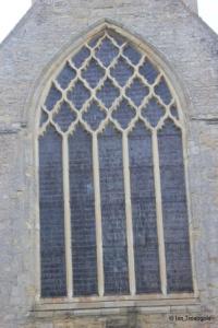 Felmersham - St Mary. East window.