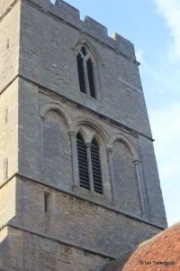 Felmersham - St Mary. Tower.