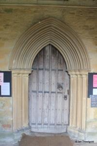 Felmersham - St Mary. South doorway.