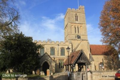 Felmersham - St Mary